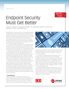 Endpoint Security Must Get Better