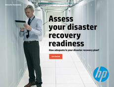 Assess Your Disaster Recovery Readiness: How Adequate is Your Disaster Recovery Plan?