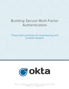 Building Secure Multi-Factor Authentication
