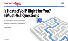 Is Hosted VoIP Right for You? 6 Must-Ask Questions