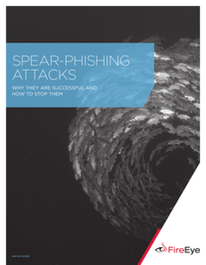 Spear-phishing Attacks: Why They Are Successful and How to Stop Them