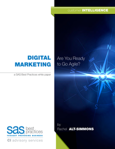 Digital Marketing: Are You Ready to Go Agile? (Best Practices)