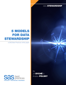 5 Models of Data Stewardship