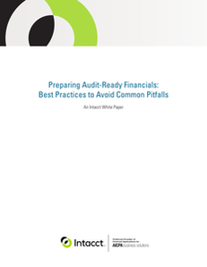 Preparing Audit-Ready Financials—Best Practices to Avoid Common Pitfalls