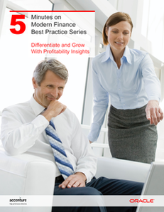 5 Minutes on Modern Finance Best Practice Series: Differentiate and Grow With Profitability Insights