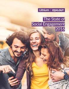 The State of Social Engagement 2016