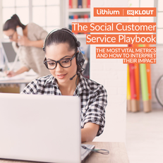 The Social Customer Service Playbook