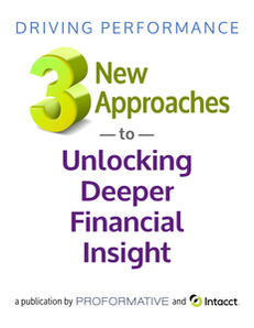 New Approaches to Unlocking Deeper Financial Insight