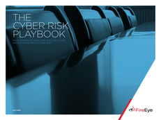 The Cyber Risk Playbook