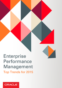 Enterprise Performance Management Top Trends for 2015