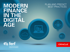 Modern Finance in the Digital Age: Plan and Predict Best Practices