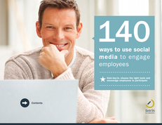 140 Ways to Use Social Media to Engage Employees