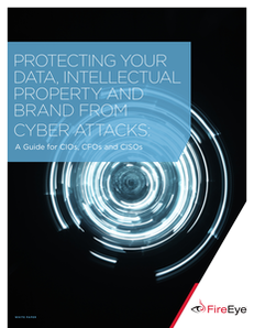Protecting Your Data, Intellectual Property and Brand from Cyber Attacks