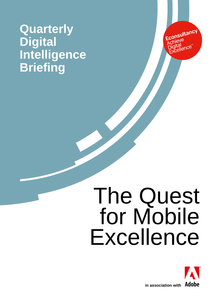 The Quest for Mobile Excellence