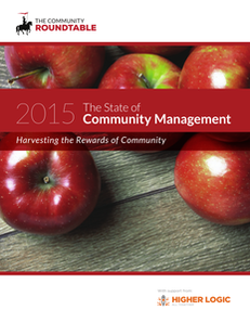 The State of Community Management 2015