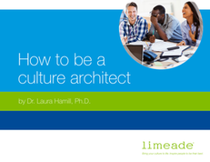How to be a Culture Architect