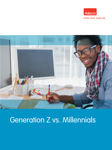 Generation Z vs. Millennials
