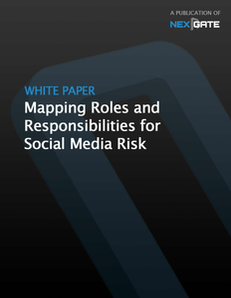 Mapping Roles and Responsibilities for Social Media Risk