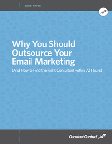 Why You Should Outsource Your Email Marketing (And How to Find the Right Consultant within 72 Hours)