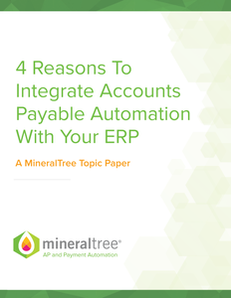 4 Reasons To Integrate Accounts Payable Automation With Your ERP