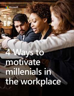 4 Ways to Motivate Millenials in the Workplace