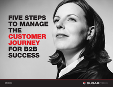 Five Steps to Manage the Customer Journey for B2B Success