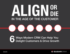 Align or Die – in the Age of the Customer