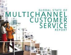 Global State of Multichannel Customer Service Report