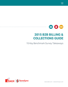 2015 Billing and Collections Guide: 15 Key Benchmark Survey Takeaways
