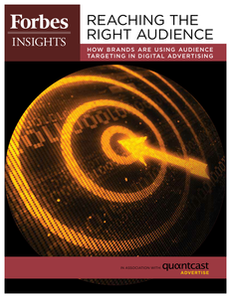 Forbes Insights: Reaching the Right Audience