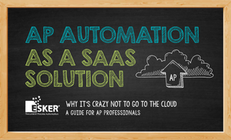 AP Automation as a SaaS Solution