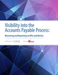 Visibility Into the Accounts Payable Process
