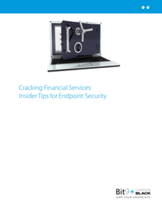 Cracking Financial Services: Insider Tips for Endpoint Security