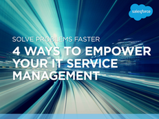 4 Ways to Empower your IT Service Management