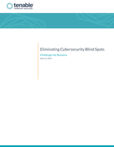 Eliminating Cybersecurity Blind Spots