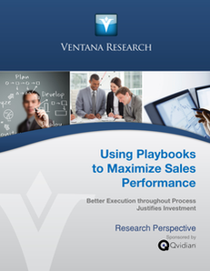 Using Playbooks to Maximize Sales Performance