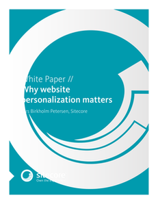 Why Website Personalization Matters