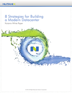 8 Strategies for Building a Modern Datacenter
