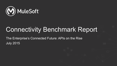 Connectivity Benchmark Report