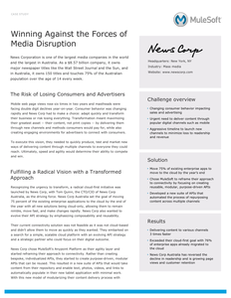 Winning Against the Forces of Media Disruption