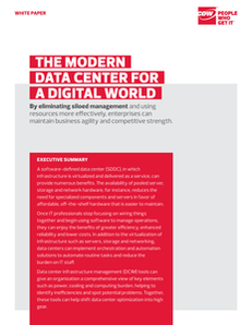 The Modern Data Center For A Digital World