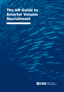 The HR Guide to Smarter Volume Recruitment