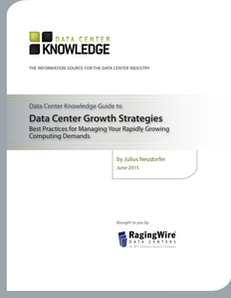 Best Practices For Managing Your Rapidly Growing Data Center Growth Demands