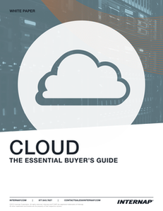 Cloud: The Essential Buyer's Guide