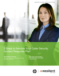 5 Steps to Improve Your Cyber Security Incident Response Plan