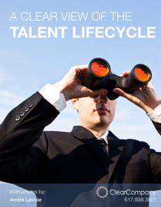 A Clear View of the Talent Lifecycle