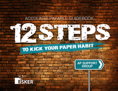 12 Steps to Kick your Paper Habit
