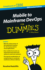 Mobile to Mainframe DevOps for Dummies