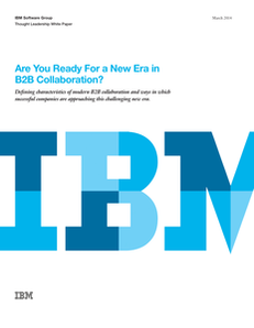 It's a New Era in B2B Collaboration
