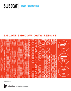 2H 2015 Shadow Data Report